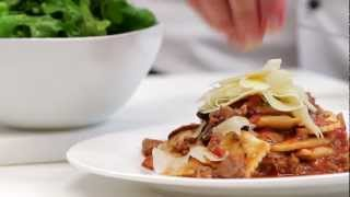 What to Cook Now? Ravioli with Beef, Mushroom and Rosemary Sauce