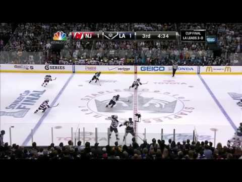 Kings vs Devils 2012 Stanley Cup Highlights