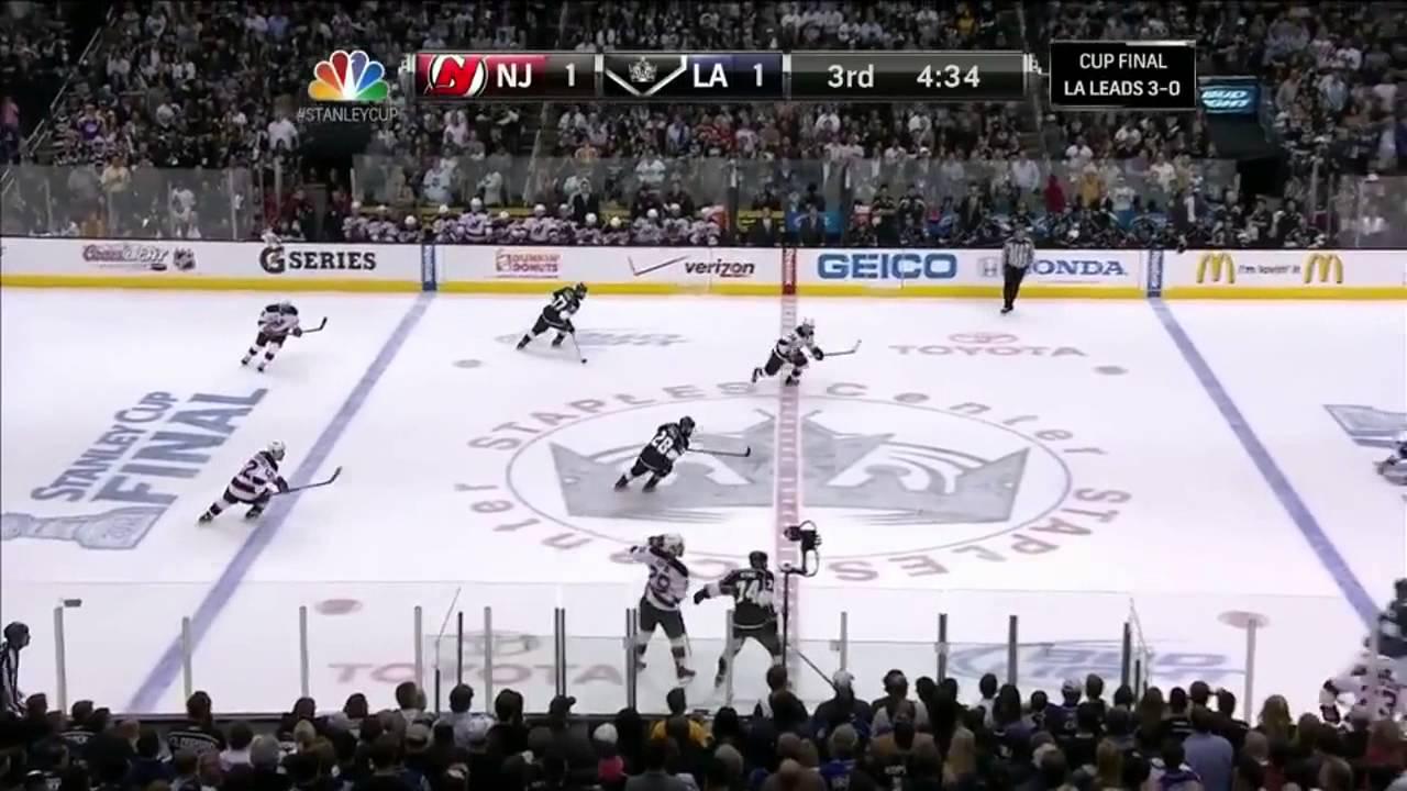 4416da8610c Kings vs Devils 2012 Stanley Cup Highlights - YouTube