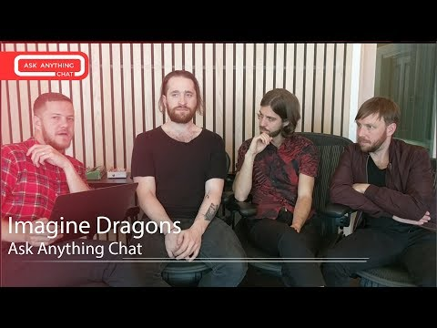 Imagine Dragons Talk About Ben's Butt Clap & Platz Being General Zod.  Watch Part 3