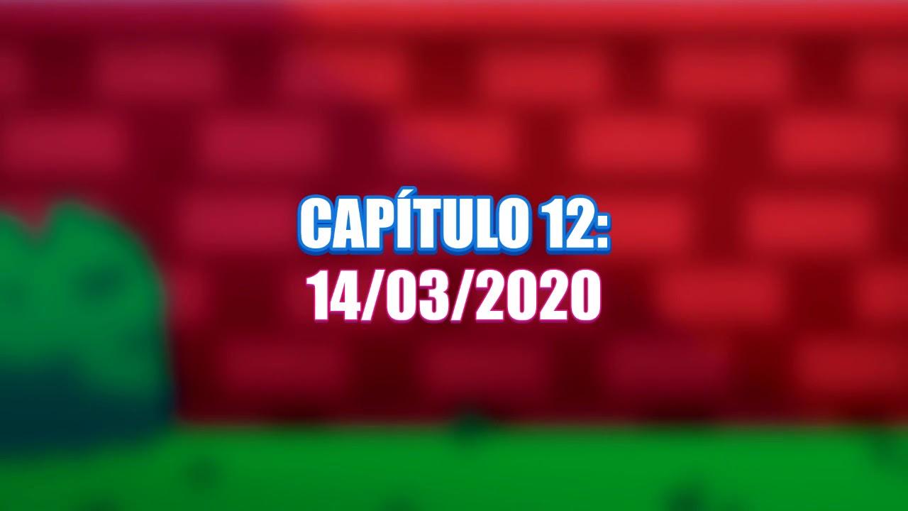 CAPÍTULO 12 FECHA DE ESTRENO #FNACHS