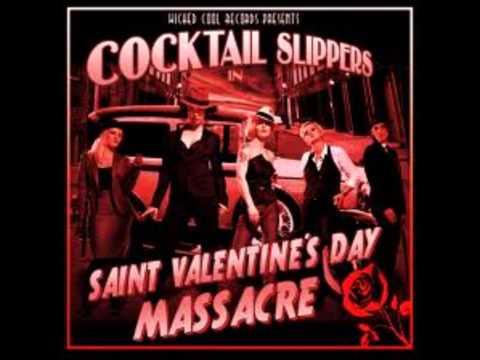 Cocktail Slippers - Saint Valentine