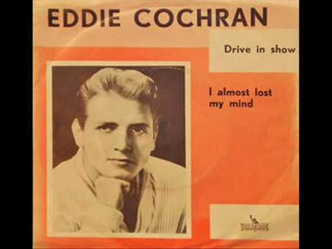 Eddie Cochran - Somethin` Else ( 1959 )