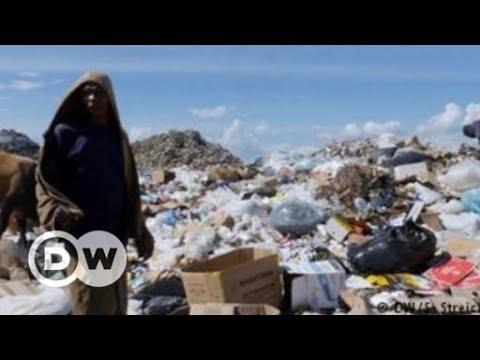 Dinero plástico: Haití y las montañas de basura   DW Documental