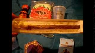 Harry Potter (chocolate Frog Box, Toads, Chocolate Wand, Pumpkin Juice, Butterbeer Cup, Candyfloss )