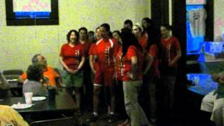 Choctaw Indians Singing 2