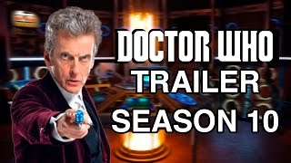 DOCTOR WHO: Fan Trailer SEASON 10!