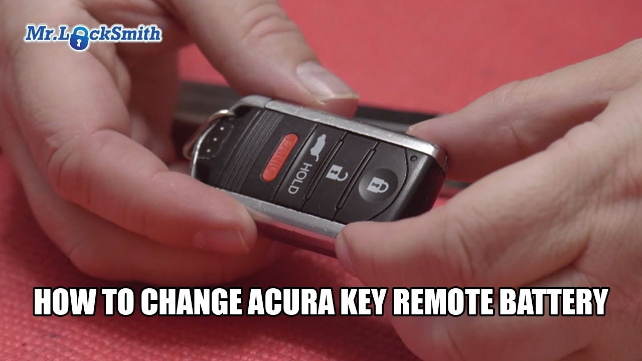 How To Change Battery In Nissan Key Fob >> Acura Key Fob Battery - NewsGlobeNewsGlobe