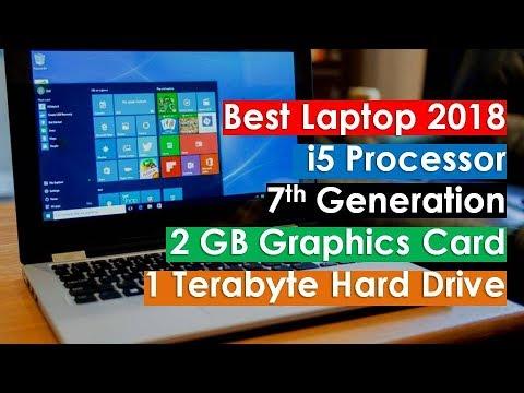 Best Laptop 2018 | i5 7th Gen | 2GB Graphics Card | 1TB HDD