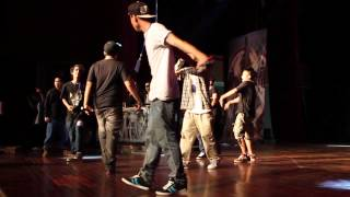 [RHYMES FES 2012] REAL RAPVIET - SOUTH WEST V GANG