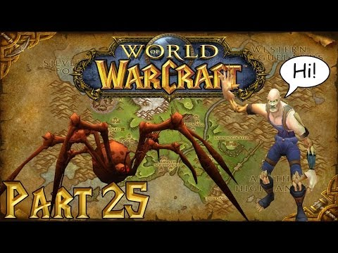 World of Warcraft - DUMASS AND THE RARE SPIDER - Part 25
