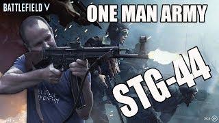 BATTLEFIELD V - ONE MAN ARMY STG 44 - ZMIANY PO BECIE