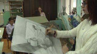 Рисунок карандашом, натюрморты, фигуры в движении или чему учат в художественной школе