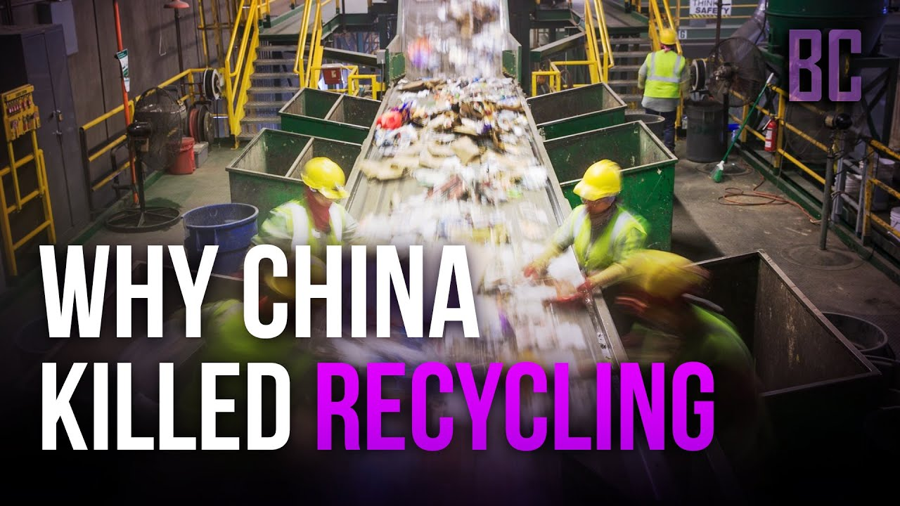 Here's Why China Is Killing The Global Recycling Industry