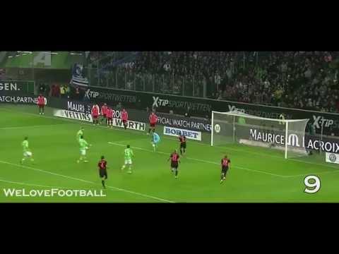 Kevin De Bruyne | All 21 Assists | Bundesliga Record | 14/15 [HD]