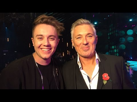 Can Roman and Martin Kemp read each other's minds? Let's find out...