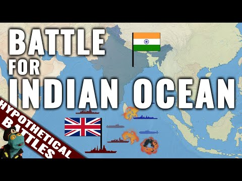 Could UK military prevent India from taking control over Indian Ocean?