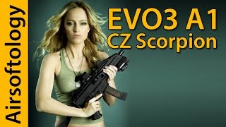 The CZ Scorpion EVO3 A1 Review   Is this a PTW Killer?   Airsoftology