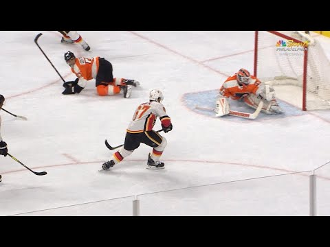 11/18/17 Condensed Game: Flames @ Flyers