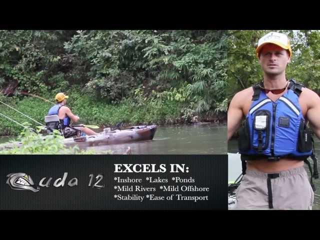 Jackson Kayak Cuda 12 Walkthrough
