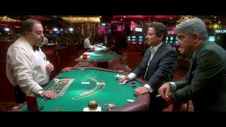 Casino (1995) - Blackjack Scene HD