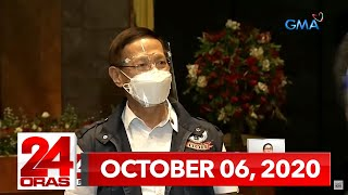 24 Oras Express: October 6, 2020 [HD]
