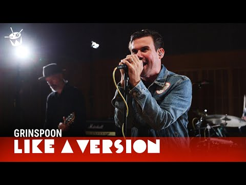 Grinspoon cover Chvrches 'Get Out' for Like A Version