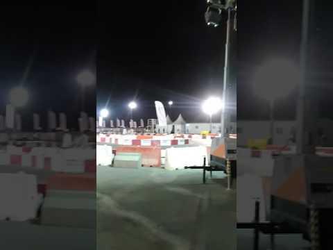 Fun&enjoy carting at lusail circuit sport complex qatar