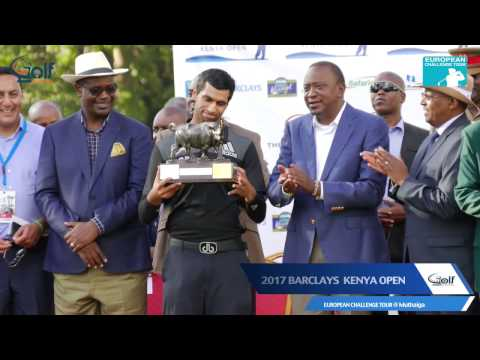 WINNERS AT THE BARCLAYS KENYA OPEN  FULL HIGHLIGHTS