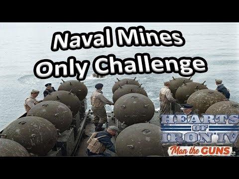 Naval Mines Only Challenge | Man The Guns Challenge
