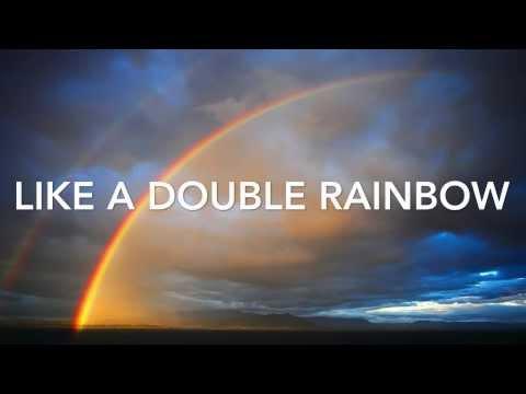 Double Rainbow - Katy Perry (Lyric Video)