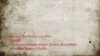 W.A.Mozart  Andante pour flûte et orchestre  K.V 315