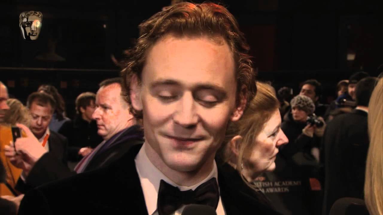 Tom Hiddleston - Film Awards Red Carpet 2012