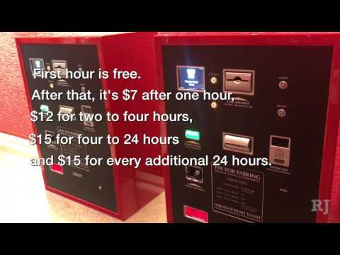 Wynn Las Vegas and Encore now charge for self-parking