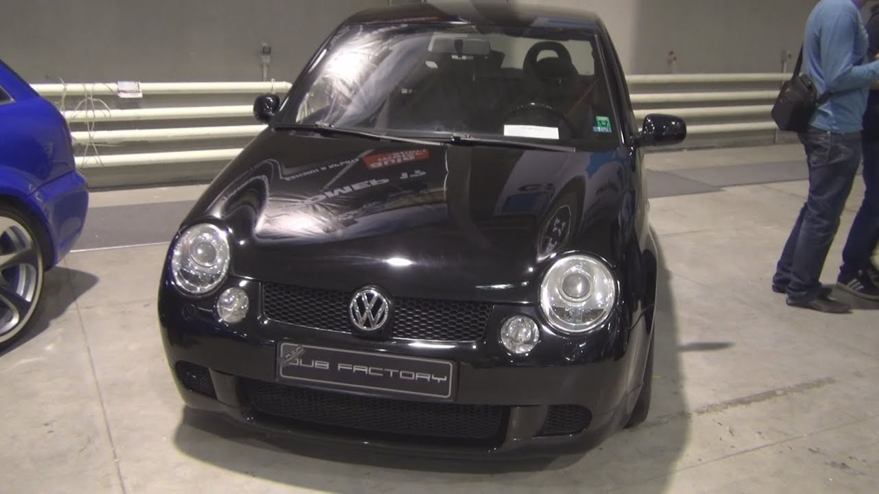 Volkswagen Lupo GTI (2001) Exterior and Interior - YouTube