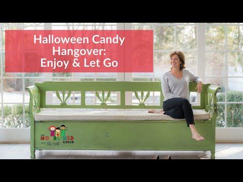 Halloween Candy Hangover: Enjoy & Let Go