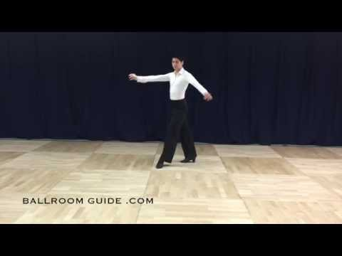 Silver Cha Cha: Open Hip Twist