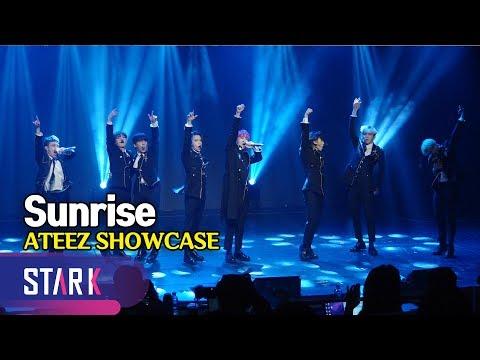 Sub Song 'Sunrise', ATEEZ Showcase (에이티즈, 독보적인 퍼포먼스 'Sunrise' 무대)