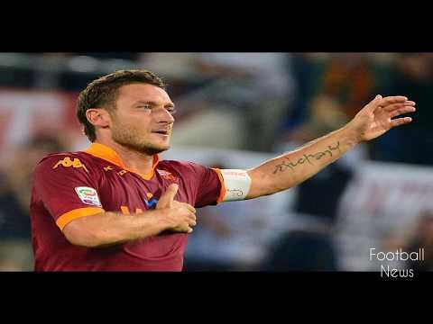 Francesco Totti Top 10 Goals ever  legend HD