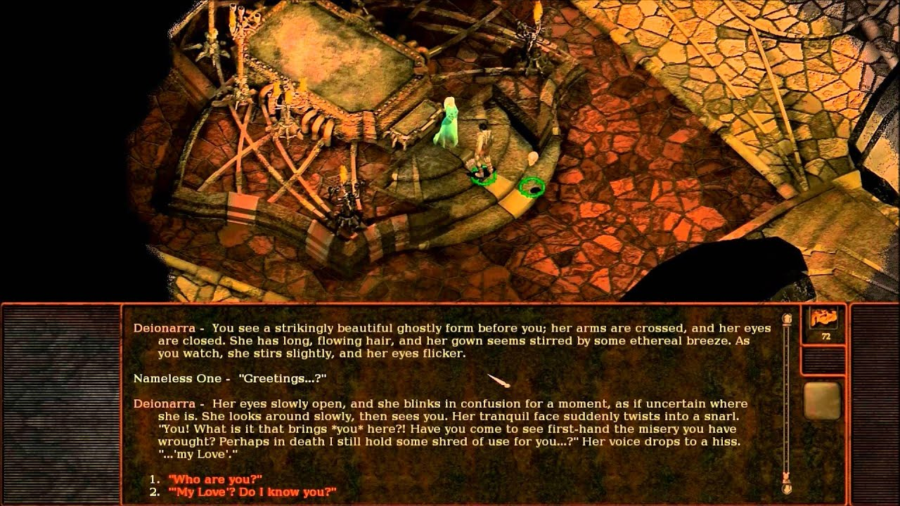 Why you should play Planescape: Torment