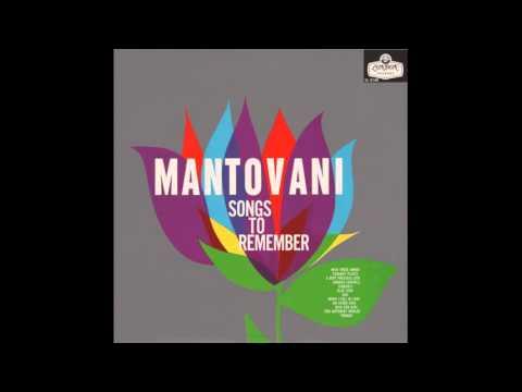 Mantovani - Songs To Remember - 1960 - full vinyl album