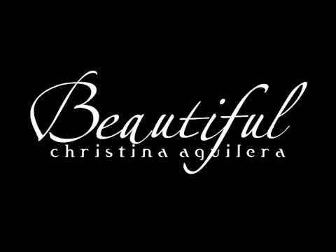 Christina Aguilera - Beautiful (Official Instrumental)