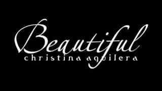 Christina Aguilera - Beautiful (Official Instrumental)