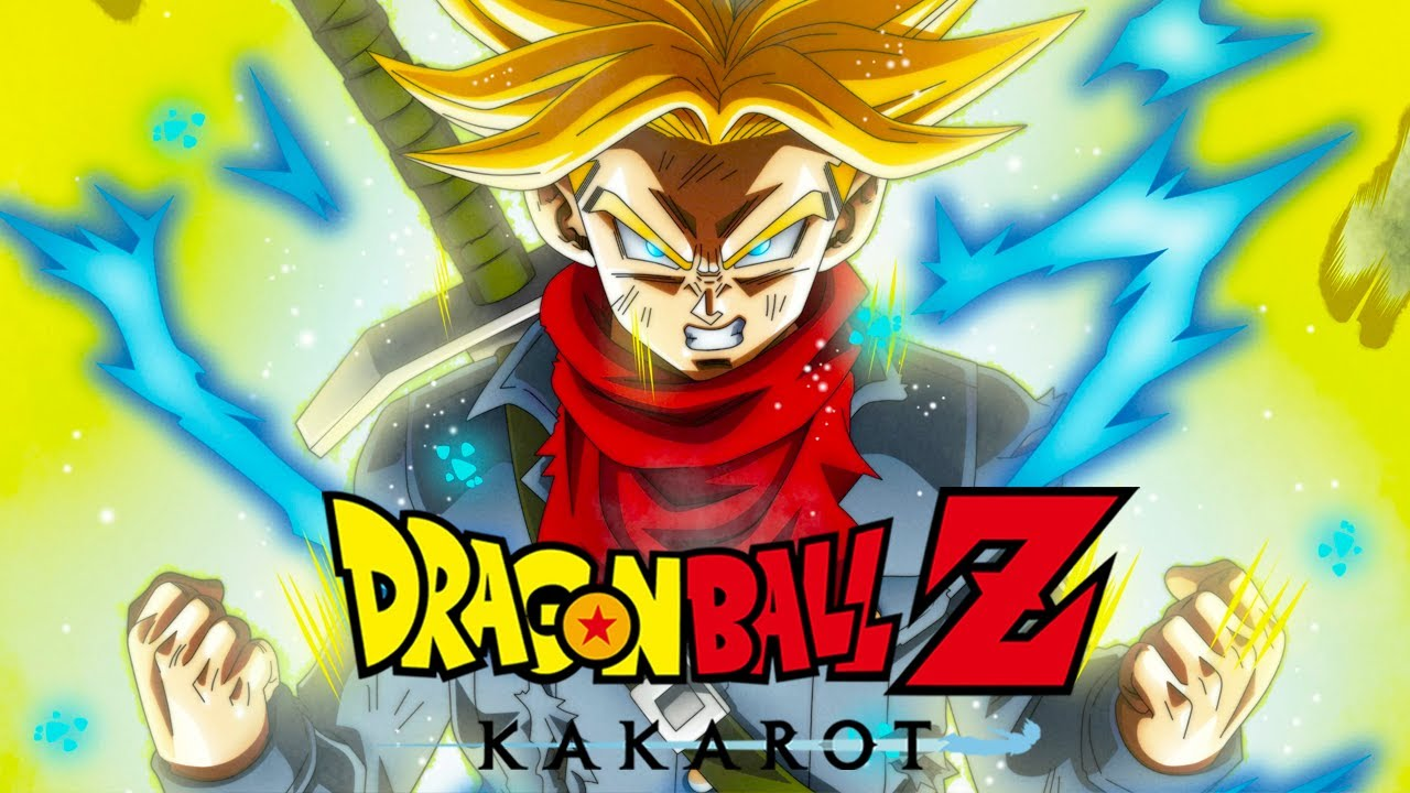 Dragon Ball Z Kakarot - DLC Trunks do Futuro!!!
