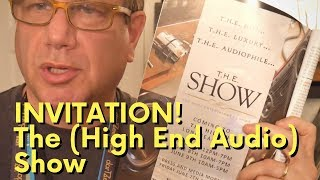 T.H.E. Show (The Home Entertainment Show is really a High End Audio show) - Preview 2019
