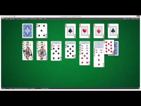 NEW 123 Free Solitaire 10.2 Has Added Klondike By Threes!