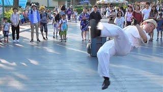カストーディアルキャストのブレイクダンス! 新アトモス ブレイクビート・ダンサーズ thumbnail