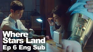Lee Je Hoon's Arm Are Like Iron Man..! [Where Stars Land Ep 6]