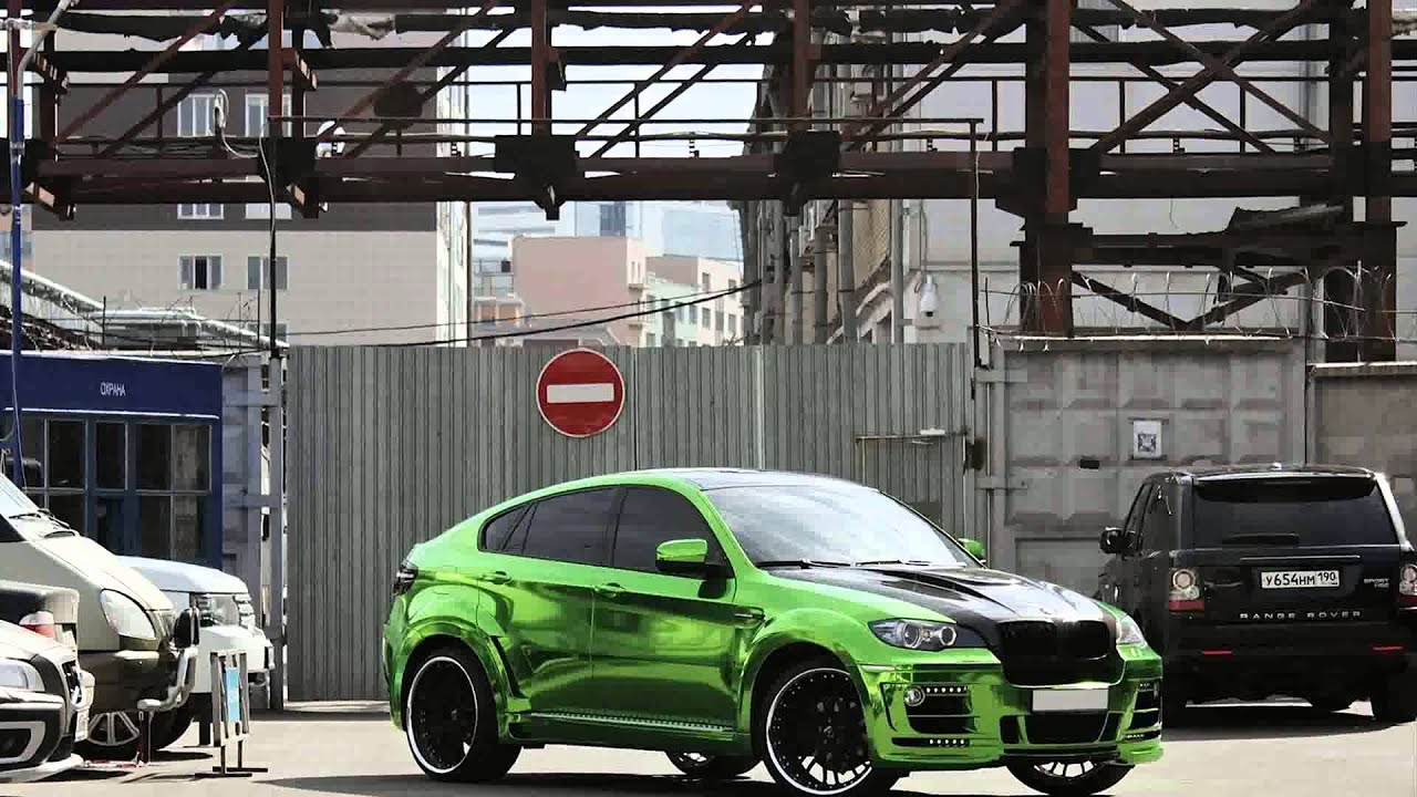 Bmw X6 M Hamann Tuning Youtube