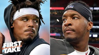 Jameis Winston vs. Cam Newton: Which QB has more to prove? | First Take